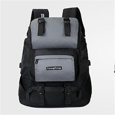 45 L sırt çantası Bisiklet Sırt Çantası Sırt Çantası Paketleri Kamp & Yürüyüş Tırmanma Serbest Sporlar Bisiklete biniciliği / Bisiklet