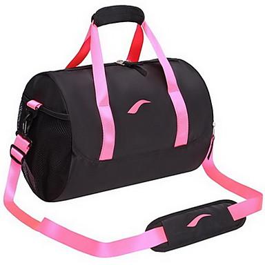 30 L Gym Çanta / Yoga Çantası Seyahat Duffel Omuz çantası Yürüyüş Çantaları Kamp & Yürüyüş Serbest Sporlar Fitness Koşma Seyahat