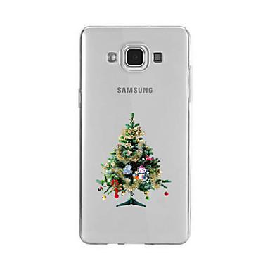 غطاء من أجل Samsung Galaxy A5(2016) A3(2016) نموذج غطاء خلفي عيد الميلاد ناعم TPU إلى A9(2016) A7(2016) A5(2016) A3(2016) A9 A8 A7 A5 A3