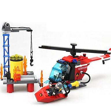 شخصيات كرتونية و دمى محشوة أحجار البناء لبيع الهدايا أحجار البناء آلة سفينة هليكوبتر 5 ل 7 سنوات 8 ل 13 سنة 14 سنة و فوق ألعاب