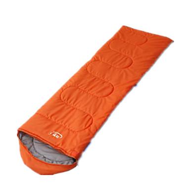 Śpiwór Śpiwór typu Mumia Pojedyncze 10 Puch kaczyX100 Kemping Podróżowanie Wewnątrz Dobrze wentylowanym Wodoodporny Przenośny