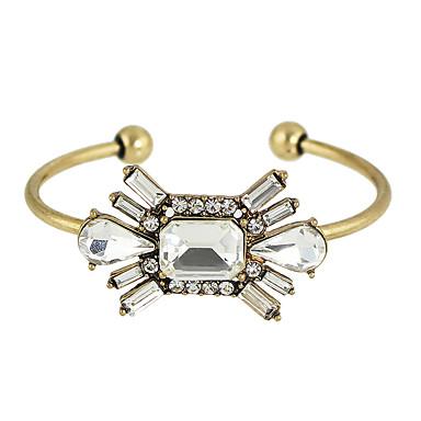 Γυναικεία Χειροπέδες Βραχιόλια Κράμα Κοσμήματα Μπρονζέ Κοσμήματα Για Καθημερινά Causal 1pc