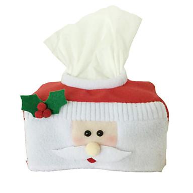 1pcs σπίτι αξεσουάρ διακόσμησης διακοπές μαγειρική σύνολα χαρτί Χριστούγεννα