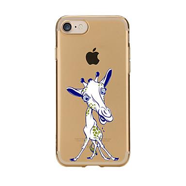 غطاء من أجل iPhone 7 Plus iPhone 7 iPhone 6s Plus أيفون 6بلس iPhone 6s ايفون 6 أيفون 5 أيفون 5C Apple قضية فون 5 iPhone 6 iPhone 7 شفاف