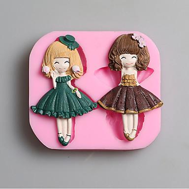 coacere Mold Animal tort / pentru ciocolată / Other / pentru Candy SiliconMăsurătoare / Nelipicios / Gril pe Kamado / Nuntă / Anul Nou /