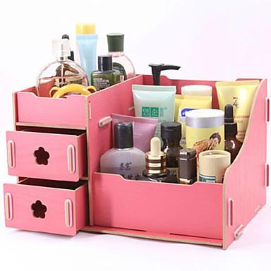 Depozitare Farduri Cutie Cosmetice / Depozitare Farduri Solid 30.0 x 19.0 x 17.0