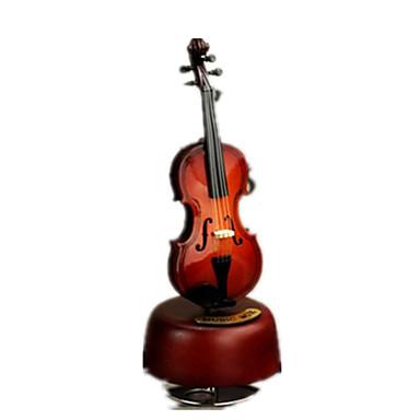 Μουσικό Κουτί Παιχνίδια Βιολί Κλασσικό & Διαχρονικό Κομμάτια Αγορίστικα Κοριτσίστικα Γενέθλια Δώρο