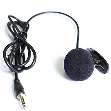 Clip-on microfoon - Bedraad