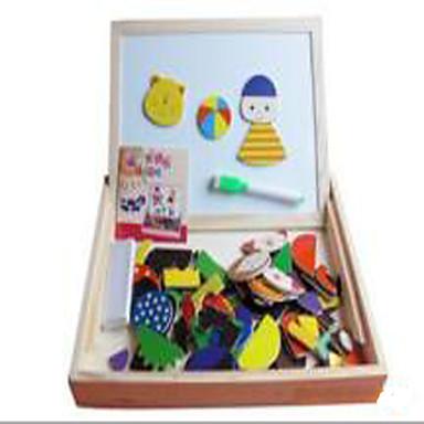 DIY Κιτ Παιχνίδια μαγνήτες Κομμάτια Παιχνίδια Lovely Κυκλικό Δώρο