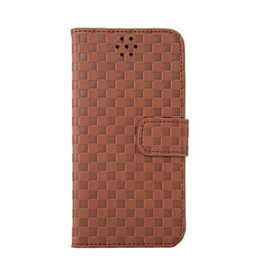 Etui Käyttötarkoitus Samsung Galaxy S7 edge S7 Korttikotelo Lomapkko Tuella Flip Kokonaan peittävä Geometrinen printti Kova PU-nahka
