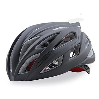 Kask rowerowy 21 Otwory wentylacyjne CE Certyfikat 3D, Sport ekstremalny, One Piece Włókno węglowe + EPS, EPS + EPU, PC Kolarstwie