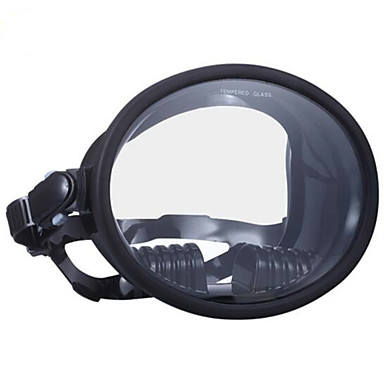 Şnorkel Maskesi Güvenlik Dişli Dalış Maskeleri Koruyucu Güvenlik Vitesleri 180 Derece YOK ARAÇLAR Gerekli Yüzme Dalış Silikon Cam - WAVE