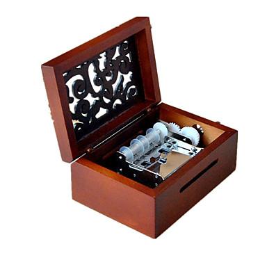 Müzik Kutusu Oyuncaklar Oyuncaklar Yaratıcı Tatlı Özel Parçalar Genç Erkek Genç Kız Doğum Dünü Sevgililer Günü Çocukların Günü Hediye