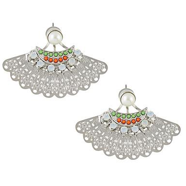 Damskie Kolczyki wiszące Stop Biżuteria Casual