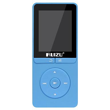 billige MP3/MP4-afspillere-RUIZU mp3 / mp4 mp3 WMA WAV FLAC APE Genopladeligt Li-ion Batteri