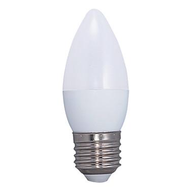 E26/E27 LED Λάμπες Σφαίρα C37 14 leds SMD 2835 Θερμό Λευκό 3000lm 3000KK AC 220-240V