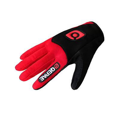 Rękawiczki sportowe Rękawiczki rowerowe Keep Warm Zdatny do noszenia Oddychający Wearproof Odporny na wstrząsy Wielofunkcyjne Full Finger