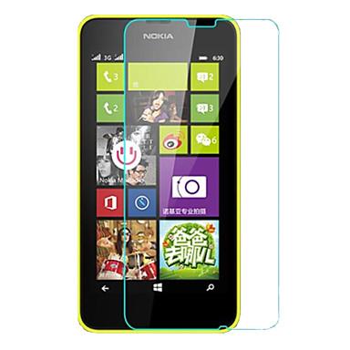 Nokia Lumia 630 - High Definition (HD)/Anti-glans/Stootbestendig/Krasbestendig - Screen Protector