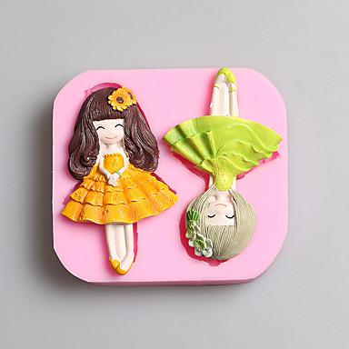 ψήσιμο Mold Ζώο για κέικ / για Σοκολάτα / Other / για Candy σιλικόνηΑντικολλητικό / Φιλικό στο Περιβάλλον / Γενέθλια / Γιορτή /
