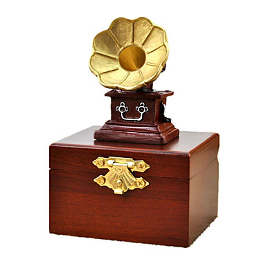 Müzik Kutusu Rüzgar Oyuncakları Oyuncaklar Fonograf Tatlı Özel Yaratıcı Parçalar Genç Erkek Genç Kız Çocukların Günü Doğum Dünü