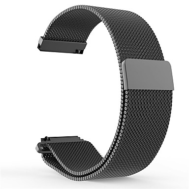 Watch Band na Pebble Time Pebble Time Steel Pebble Time 2 Pebble Metalowa bransoletka Stal nierdzewna Opaska na nadgarstek