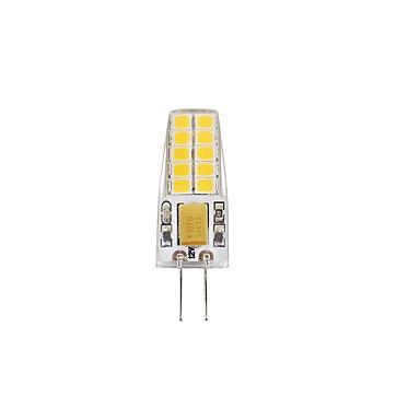 3W 280-300 lm G4 Żarówki LED bi-pin T 20 Diody lED SMD 2835 Wodoodporne Dekoracyjna Ciepła biel Zimna biel