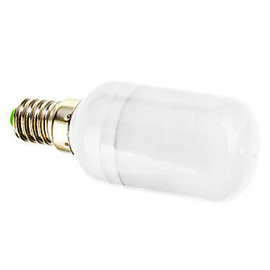 SENCART 90-120lm E14 / G9 / GU10 LED Σποτάκια 12 LED χάντρες SMD 5730 Θερμό Λευκό / Ψυχρό Λευκό 220-240V
