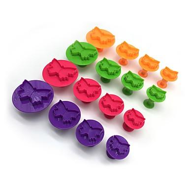 Εργαλείο διακόσμησης Μπισκότα Κέικ Other Πλαστική ύλη Φτιάξτο Μόνος Σου Υψηλή ποιότητα