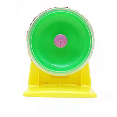 Τρωκτικά Τρόχοι Άσκησης Αδιάβροχη Πλαστικό Πράσινο