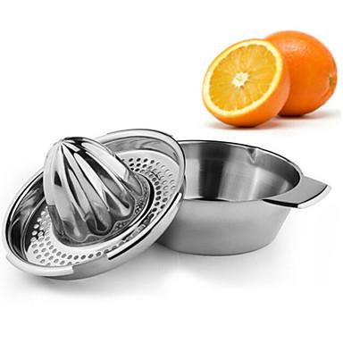 Pomarańczowy Cytrynowy Instrukcja Sokowirówka Other For dla owoców Stal nierdzewna Wysoka jakość Kreatywny gadżet kuchenny Zabawne Other