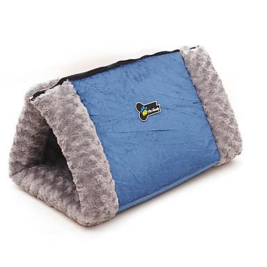Kedi Köpek Yataklar Evcil Hayvanlar Battaniye Nefes Alabilir Mavi