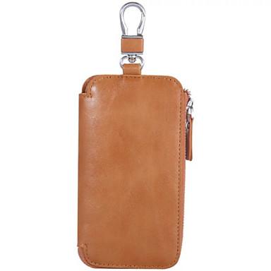 إلى محفظة حامل البطاقات غطاء حقيبة غطاء لون صلب قاسي جلد اصطناعي إلى Universal Other