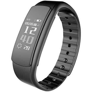 yyi6hr έξυπνο βραχιόλι / έξυπνο ρολόι / δραστηριότητας trackerlong αναμονής / βηματόμετρα / καρδιά παρακολουθεί ρυθμό / ξυπνητήρι /