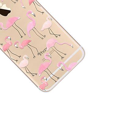iPhone 7 6 Custodia disegno Apple Morbido 7 05556858 iPhone Ultra 8 Plus Fenicottero TPU Per iPhone retro iPhone sottile 8 Fantasia Plus iPhone Per q7qAvw8xT