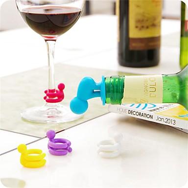 Akcesoria barowe i do wina Plastikowy, Wino Akcesoria Wysoka jakość TwórczyforBarware 15.7*12.3*3.5 0.06