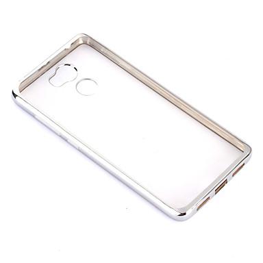 Για Επιμεταλλωμένη Εξαιρετικά λεπτή tok Πίσω Κάλυμμα tok Μονόχρωμη Μαλακή TPU για XiaomiXiaomi Redmi 4 Prime Xiaomi Redmi 4 Xiaomi Redmi