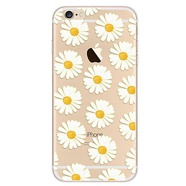 Fantasia disegno retro iPhone 7 Plus Fiore Plus Per iPhone iPhone 6 decorativo Ultra 7 8 Apple Custodia sottile 8 iPhone iPhone Per 05556871 THIvya