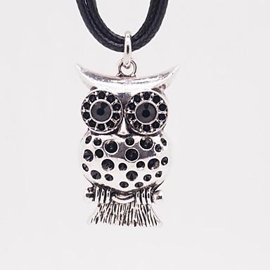 Kadın Kolye Uçları Yapay Elmas alaşım Hayvan Tasarımı Moda sevimli Stil Mücevher Uyumluluk Düğün Parti Günlük