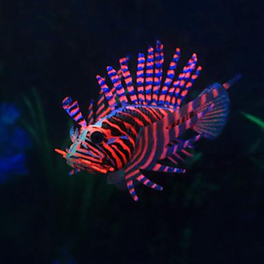 Akvaario Sisustus Keinotekoinen kala Hartsi