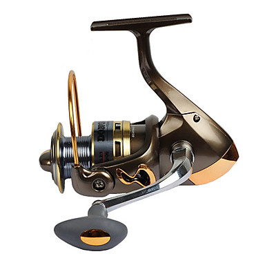 Balık Oltaları Makaraları Spinning Makaralar 2.6:1 13 Rulmanlar Değiştirilebilir Genel Balıkçılık-SF4000