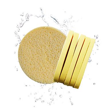 szt Poduszeczka do pudru/Gąbka Beauty Blender Płatek kosmetyczny Naturalne gąbki Elipsa Twarz