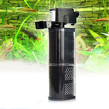 Akwaria Filtry Korygujący Oszczędność energii Plastikowy 220-240 VV