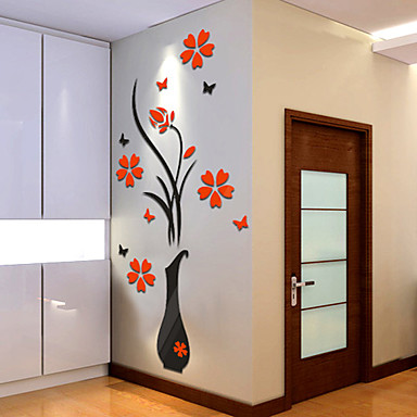 botanica adesivi murali adesivi 3d da parete adesivi
