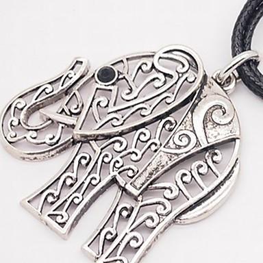 نساء تعليقات حجر الراين سبيكة تصميم الحيوانات موضة مجوهرات من أجل زفاف حزب يوميا فضفاض