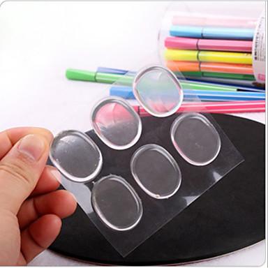 1pcs / 6 autocolante femei doamnelor silicon gel încălțăminte branț inserții pad