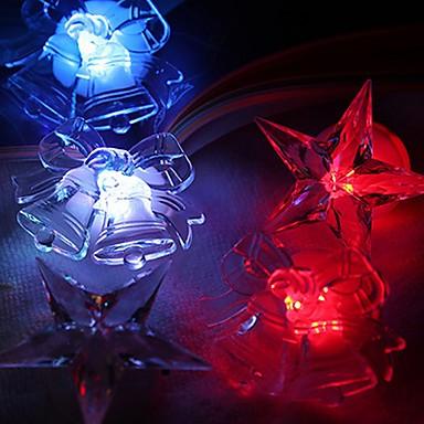 1 pc led lampka nocna dekoracja prezent snowflake gwiazda motyl ramdon kolor