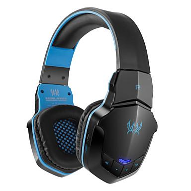 KOTION EACH B3505 Wireless Căști Piezoelectricitate Plastic Telefon mobil Cască Cu controlul volumului Cu Microfon -Izolarea zgomotului