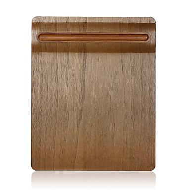 samdi moale din lemn mouse pad mat multi- funcțional, cu suport pentru stilou de suprafață foarte neted pentru mouse-ul cu lemn masiv de