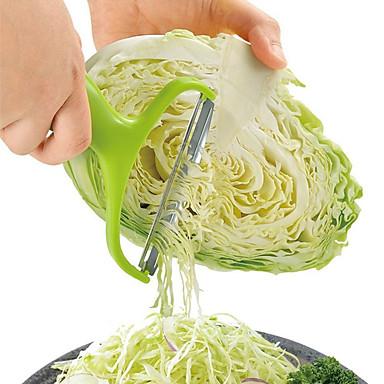 1 τμχ Πατάτα Είδος λάχανου Apple Αποφλοιωτή & τρίφτης For για Φρούτα για λαχανικών Για μαγειρικά σκεύη Πλαστικό Ανοξείδωτο ατσάλιΥψηλή