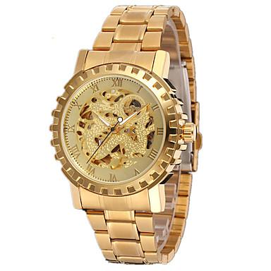 Bărbați Ceas Sport Ceas Elegant Ceas La Modă Ceas de Mână ceas mecanic Mecanism automat Aliaj Bandă Charm Casual Multicolor